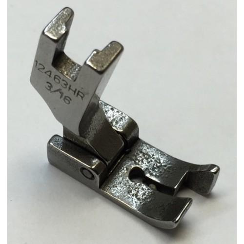 KH 12463HR (P813) лапка для отстрочки правая 3/16 4.8 мм