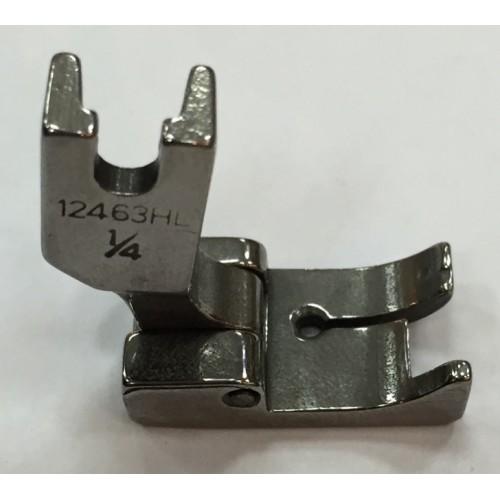 KH 12463HL (P814L) лапка для отстрочки 1/4 6.4 мм