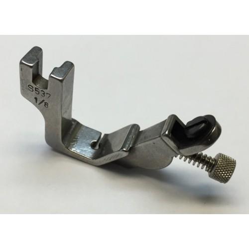 KH S537 лапка для эластичной тесьмы и резинки 1/8 3.2 мм