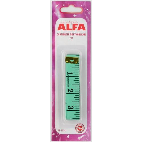 Alfa AF-1114 сантиметр портновский 2 м