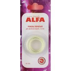 Alfa AF-1105 ремень 115 мм