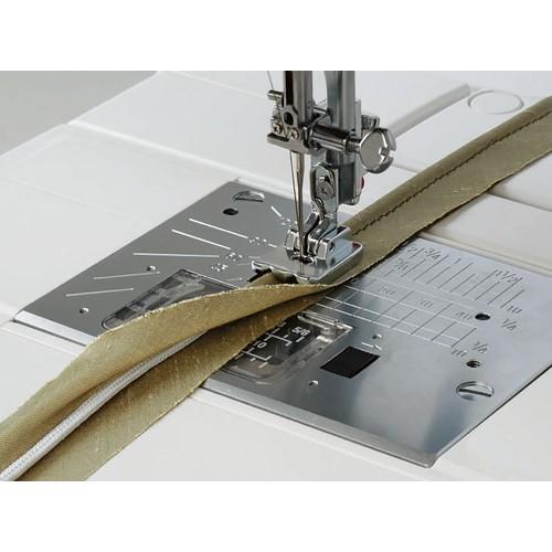 Janome 200314006 лапка для вшивания канта горизонтальный челнок