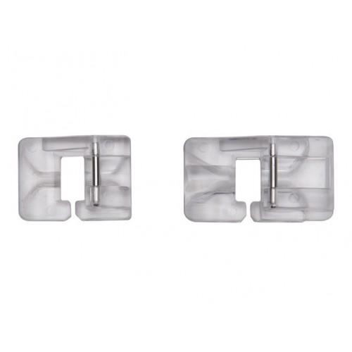 Janome 200321006 лапка для пришивания бисерной нити 2шт горизонтальный челнок