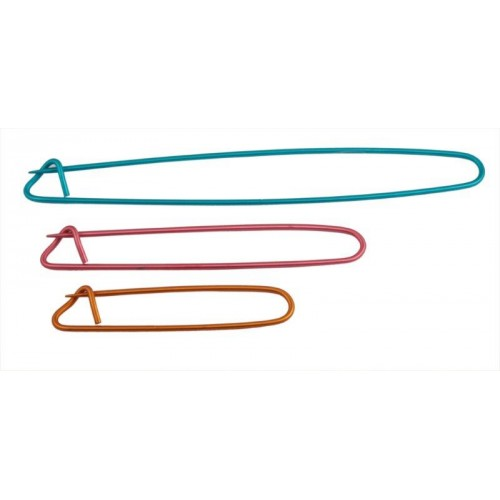 KnitPro 45502 булавки для незакрытых петель 16-11-8 см
