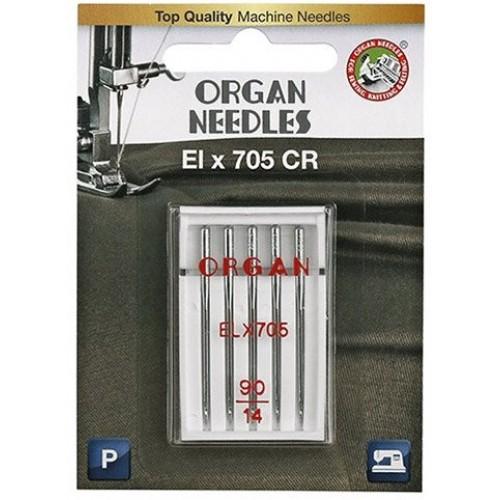 Organ иглы EL 705 CR 90