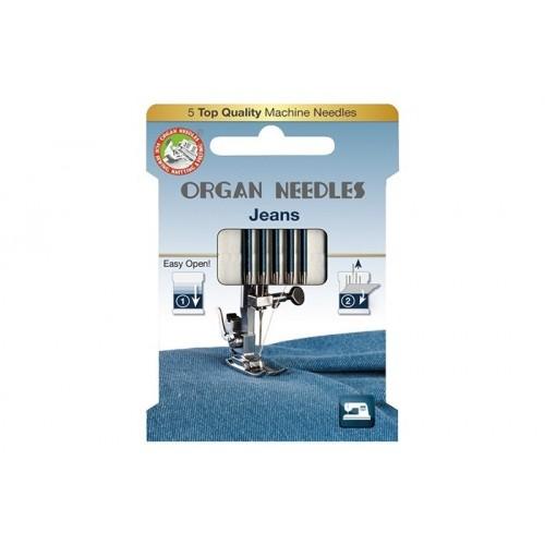 Organ иглы jeans 90-100 эко