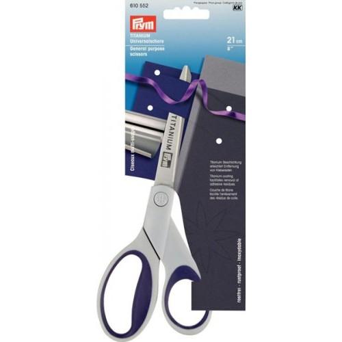 Prym 610552 ножницы универсальные 21 см