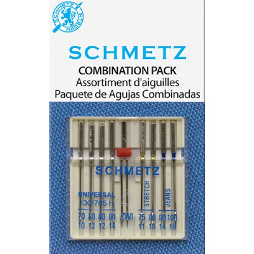 Schmetz иглы набор combi-box 9 шт
