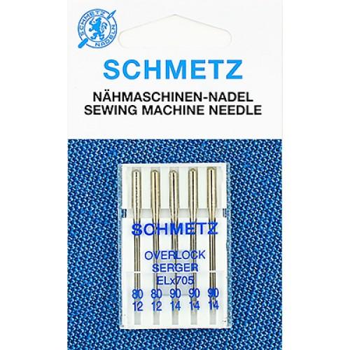 Schmetz иглы EL705 80-90