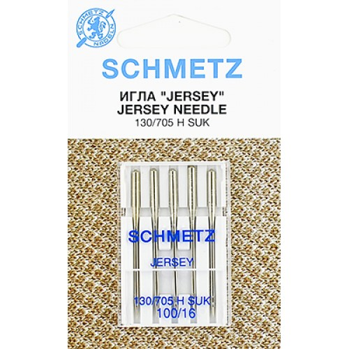Schmetz иглы джерси 100