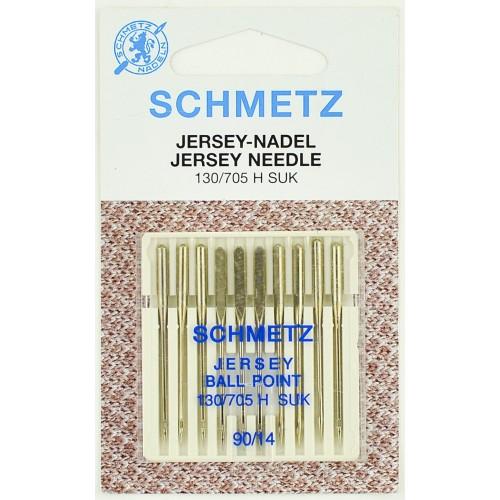 Schmetz иглы джерси 80 10 шт