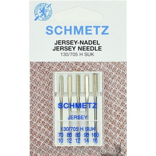 Schmetz иглы джерси 70-100