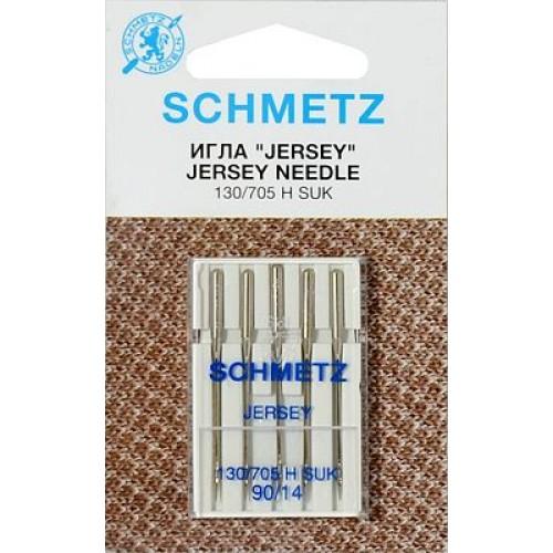 Schmetz иглы джерси 90