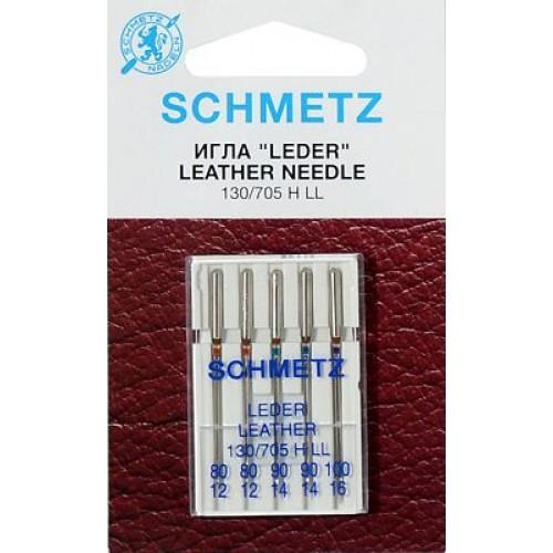 Schmetz иглы для кожи 80-100