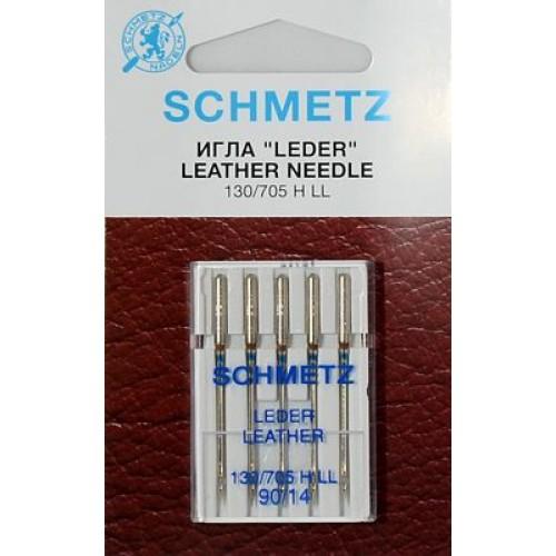 Schmetz иглы для кожи 90