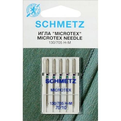 Schmetz иглы микротекс 70