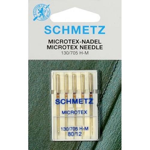 Schmetz иглы микротекс 80