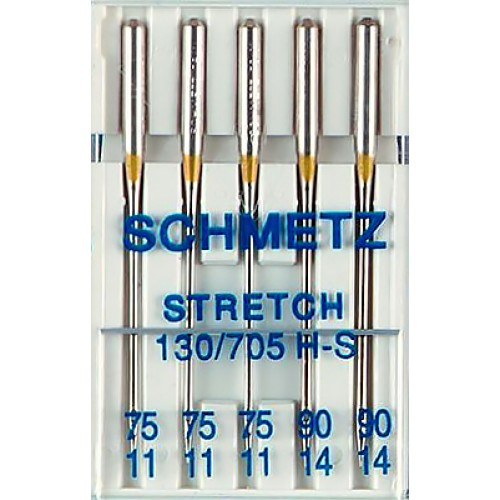 Schmetz иглы для трикотажа 75-90