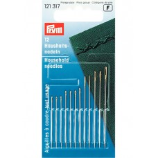 Prym 121317 Набор универсальных игл для шитья 12шт
