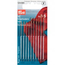 Prym 124661 Иглы штопальные длинные №1-5 10шт