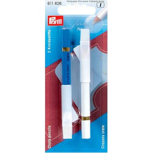 Prym 611626 карандаши меловые