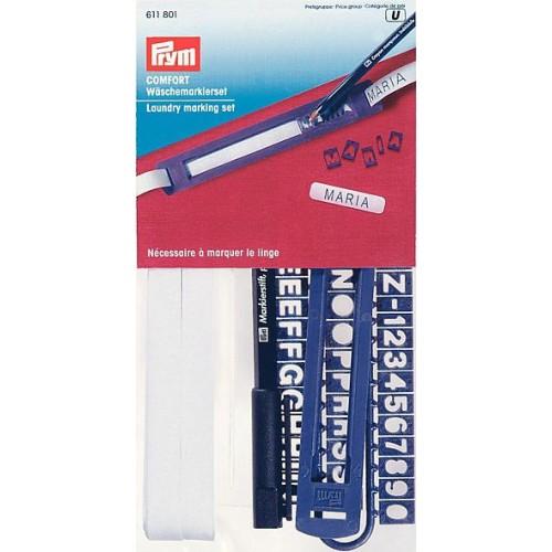 Prym 611801 набор для маркировки белья
