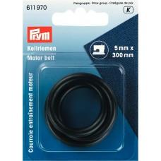 Prym 611970 Ремень для швейной машины 5х300мм