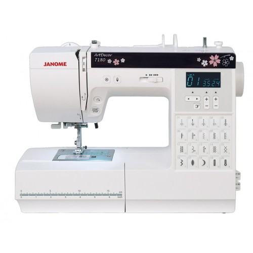 Janome ArtDecor 7180