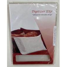 Janome Digitizer EXjr ПО для вышивальных машин