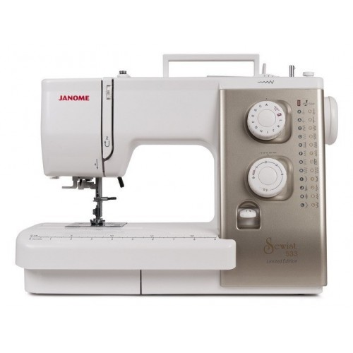 Janome SE 533 Limited Edition
